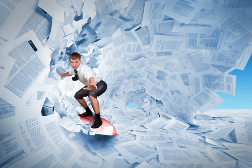 Are you on a wave of success? Invoice finance can keep keep your business steady.