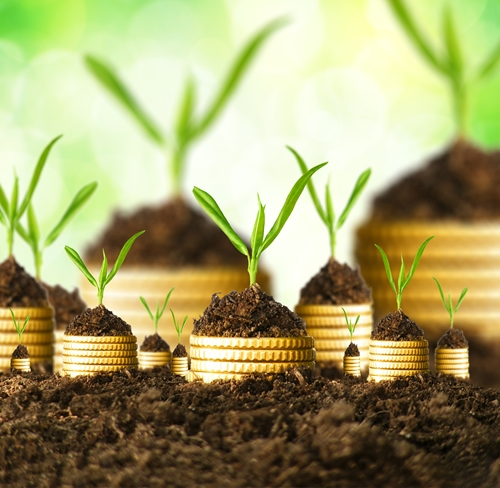 Invoice financing is ideal for growing businesses.