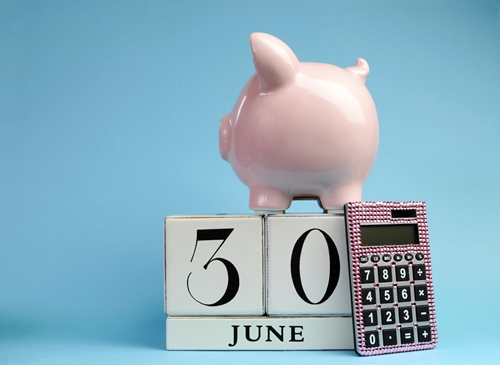 It's never too early to start preparing for the end of the financial year.