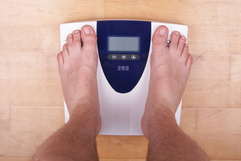 People considered to be overweight have higher life expectancy than those in the normal weight category.