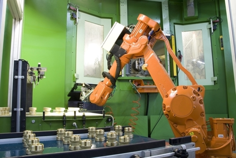 Robots can unlock greater productivity for businesses.