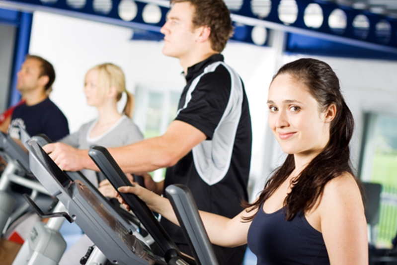 You'll work with all kinds of people as a personal trainer.