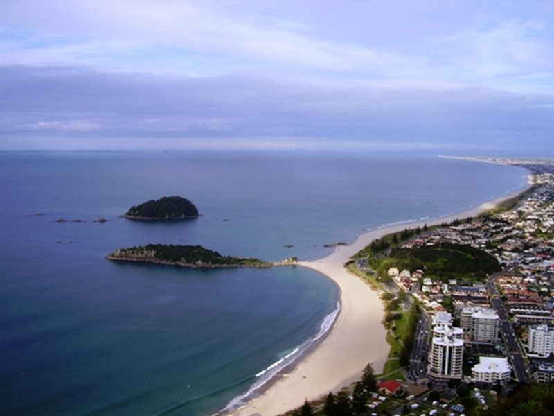 Tauranga is a promising up and coming area for property investment.