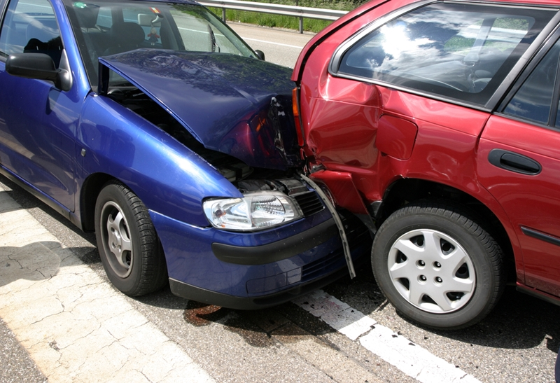 Car accident compensation for injuries.