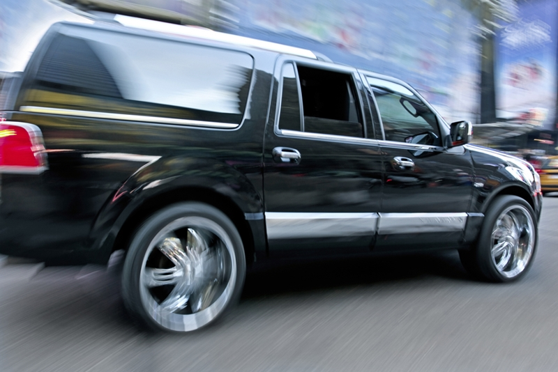 SUVs are continuing to grow in popularity.