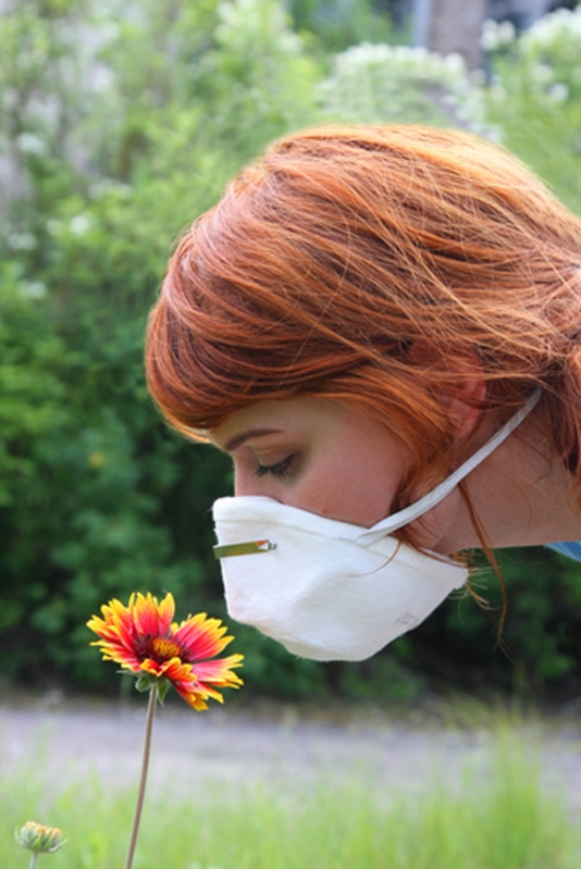 Hayfever symptoms are usually aggravated between season changes so be prepared.