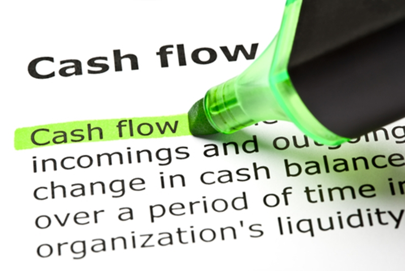 Cashflow and insolvency.