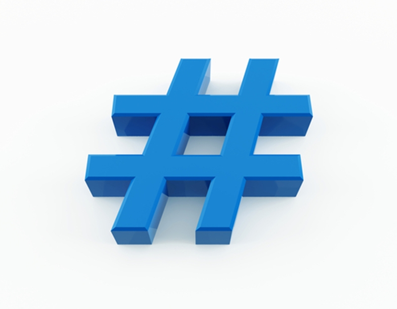 Use hashtags in your Facebook posts to help increase visibility.