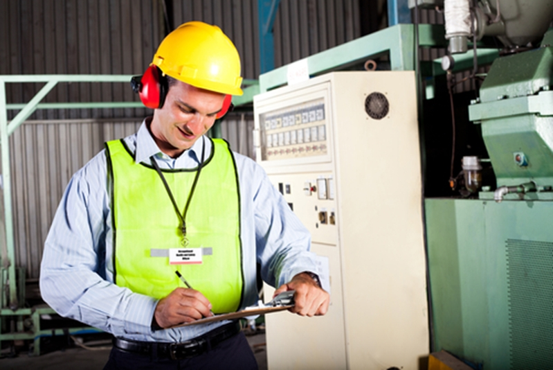 Conduct a thorough assessment of your workplace to determine any safety problems.