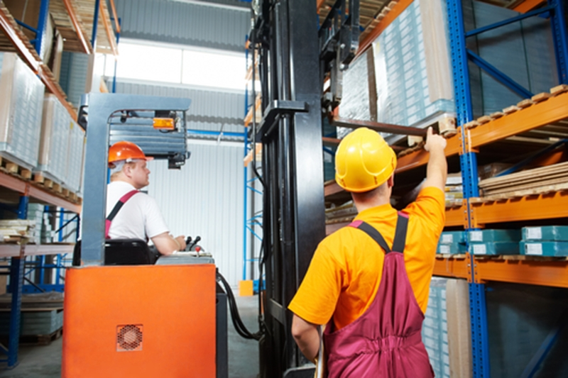Food production companies need more efficient warehousing methods.