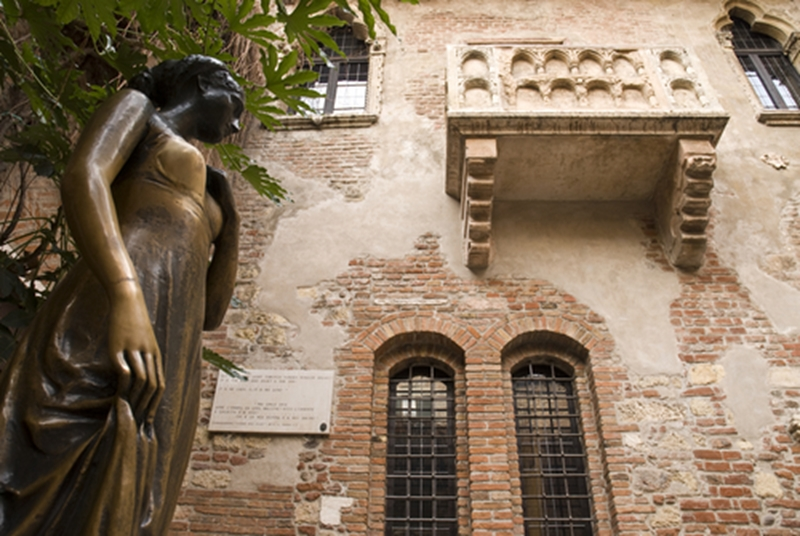 Casa di Giulietta is a must-see on your visit to Verona.