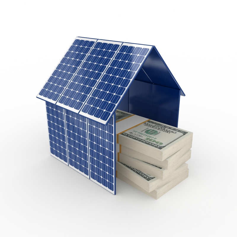 Three reasons home solar saves you money