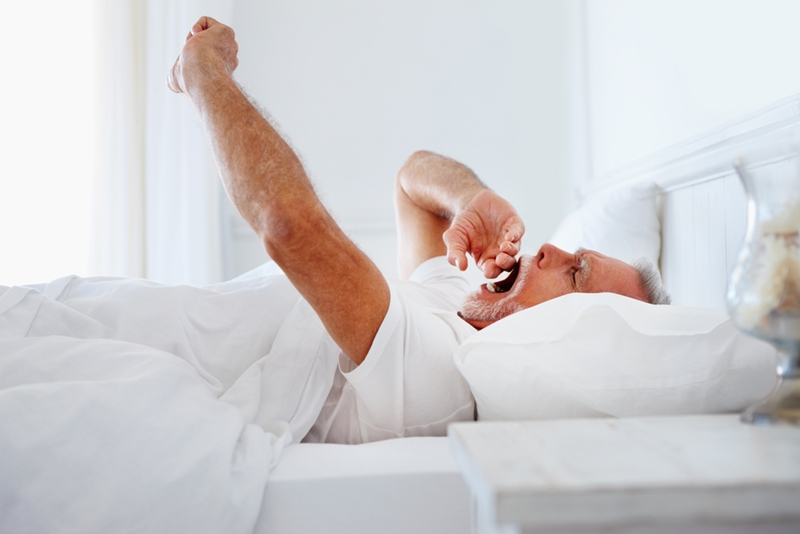 Know which sleeping position will improve the quality of your retirement days.