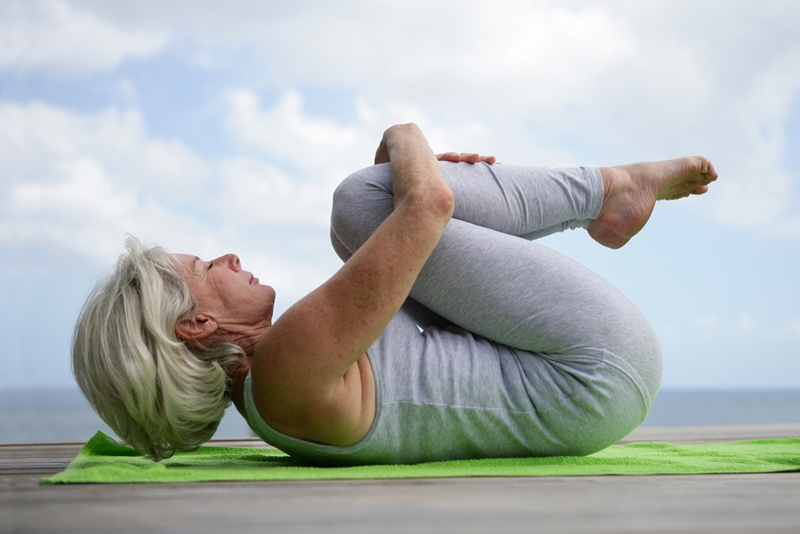 Simple stretches could deliver all sorts of health benefits.