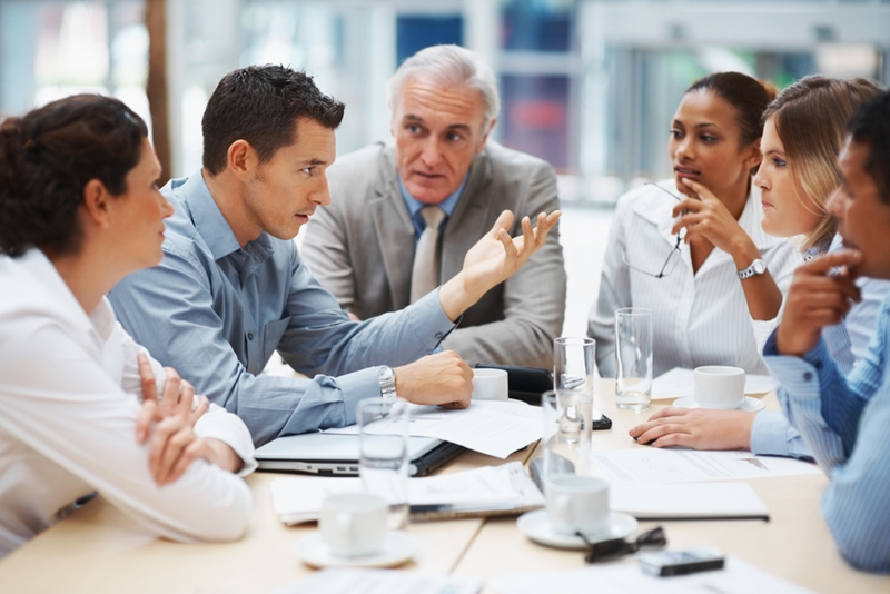 Age diversity can bring more ideas to the table.