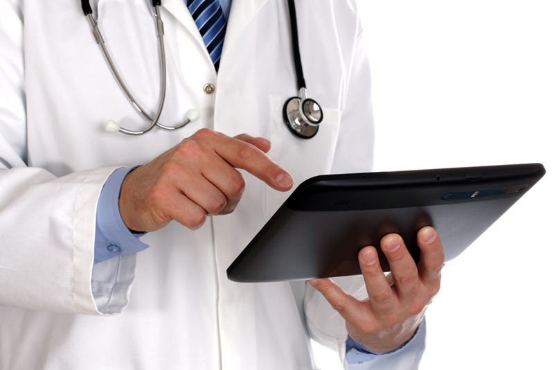 Digital health care is changing the way the world treats patients.