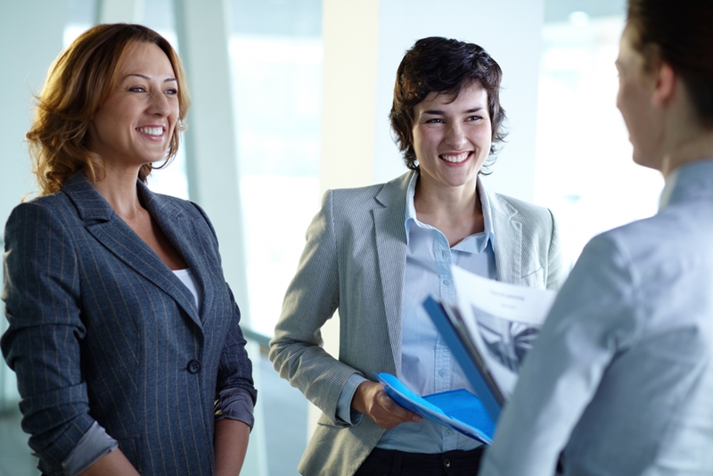 A friendly HR leader makes all the difference in helping employees develop.
