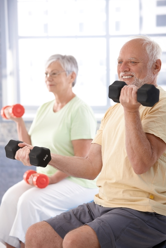 Move it to improve it - muscles are important for every aspect of independent retirement.