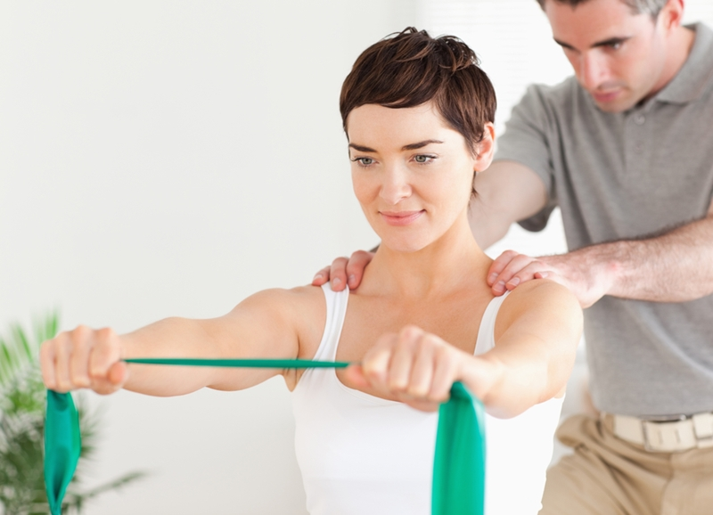 Physiotherapy can boost your recovery.