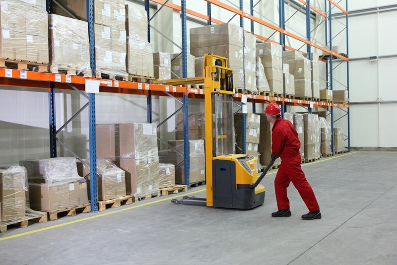 Manufacturing and warehousing companies are relying on technology to lighten the load.