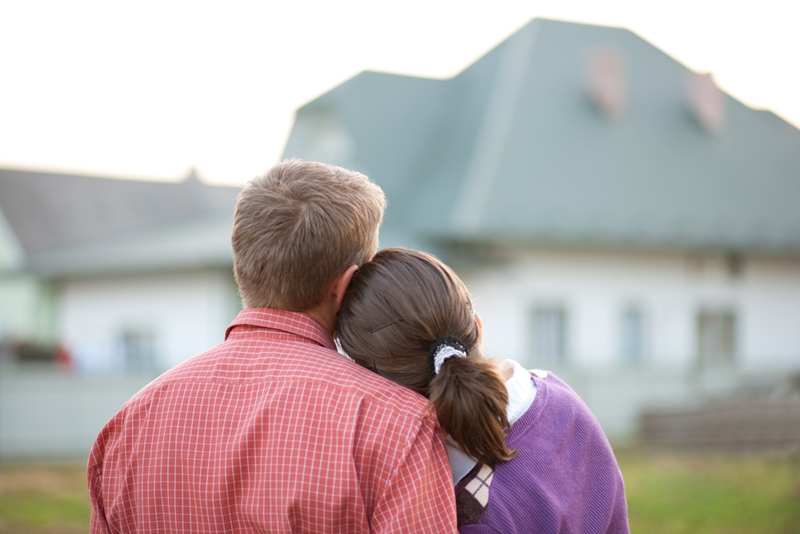 You might be able to buy your first home faster if you buy with a partner.