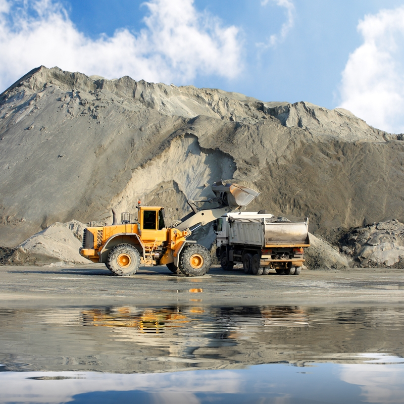 Many mining sites in Australia are looking to new technology to help them keep afloat.