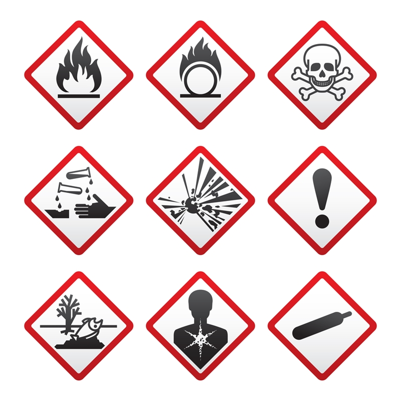 Determining hazards in your workplace is a good way to avoid injuries from happening.
