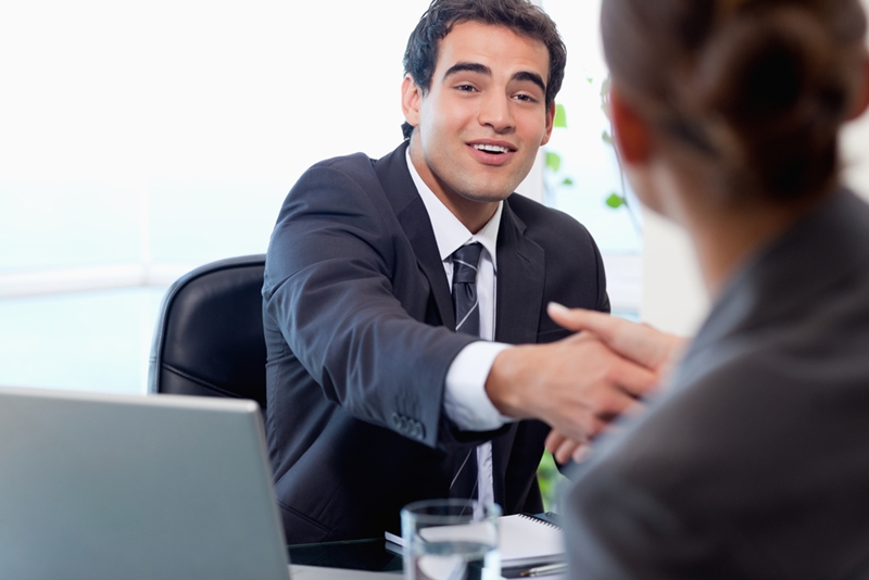 Charisma can blind you from carrying out an effective interview.
