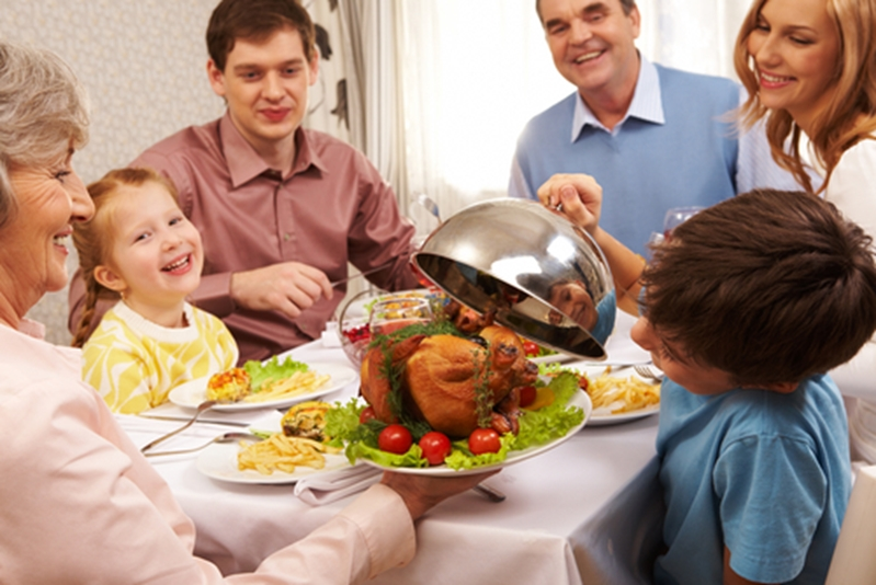 Christmas is a time of loving an giving - but excessive eating is also a common occurrence.
