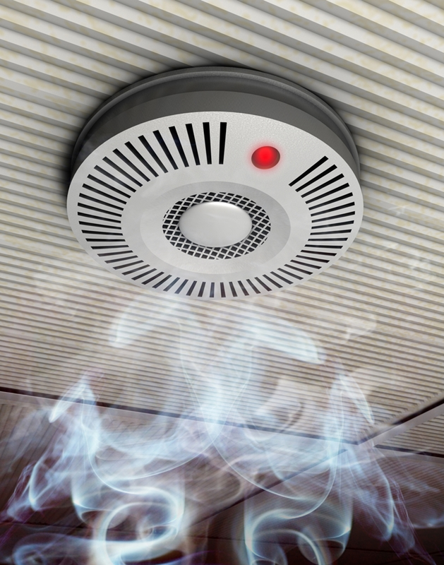 Where there's smoke, there needs to be a smoke alarm.