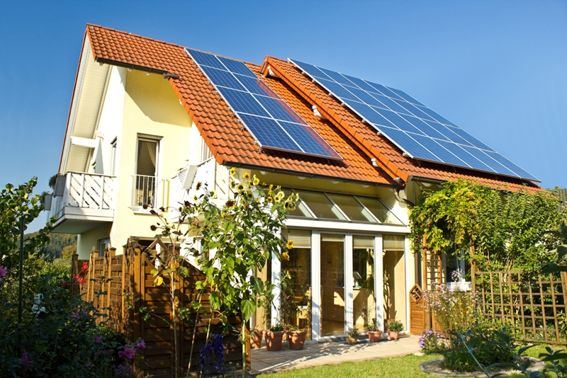 More and more homes in Australia will see solar panels installed.