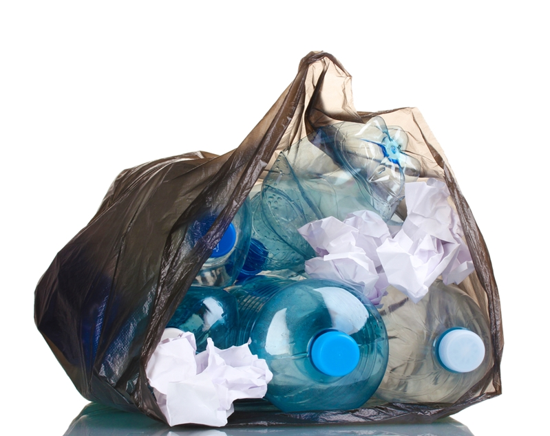 Plastic bags and bottles spell nothing but bad news for the environment.