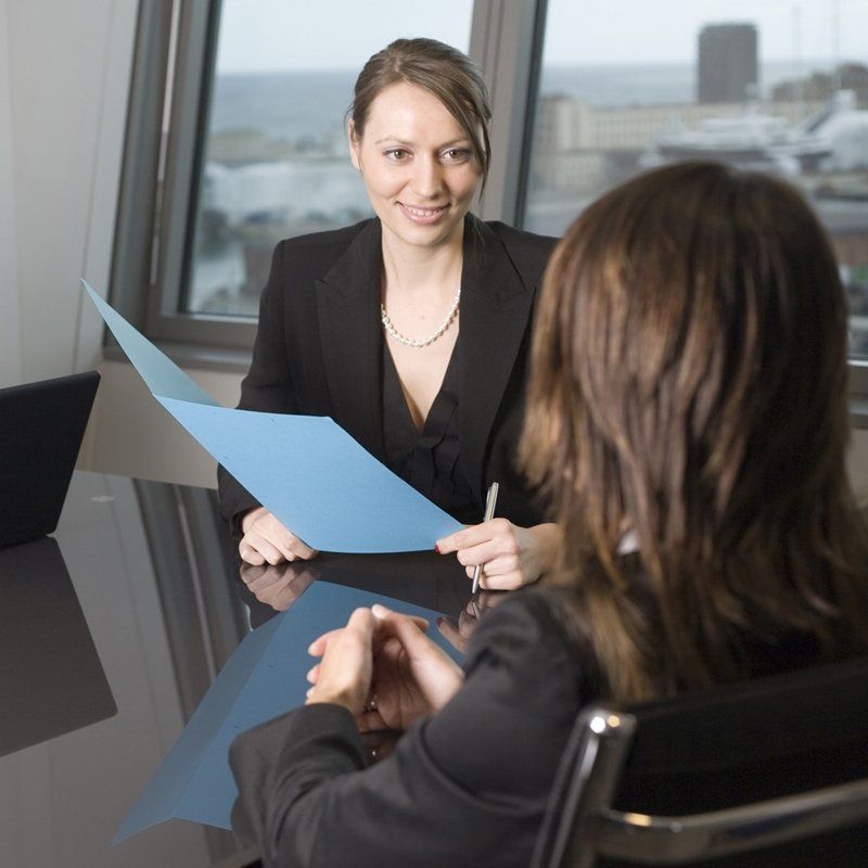 Exit interviews help to identify any pressing issues.