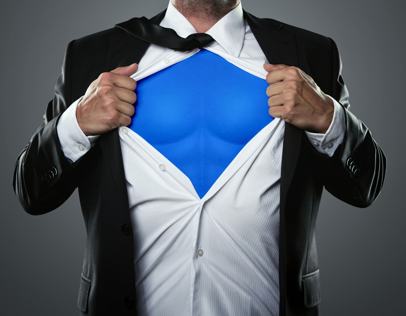 Some investors can suffer from superiority complexes.