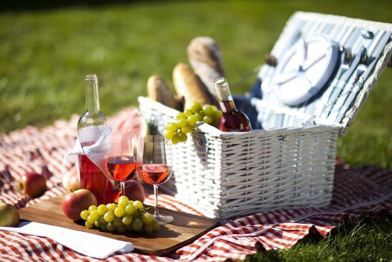 Valentines picnic