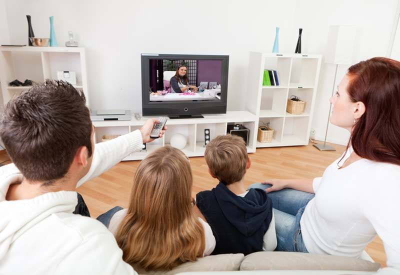 Television remains the dominant viewing screen in Australia.