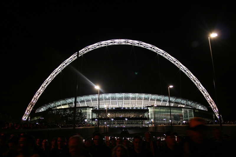 Great sports lighting can make a stadium iconic.