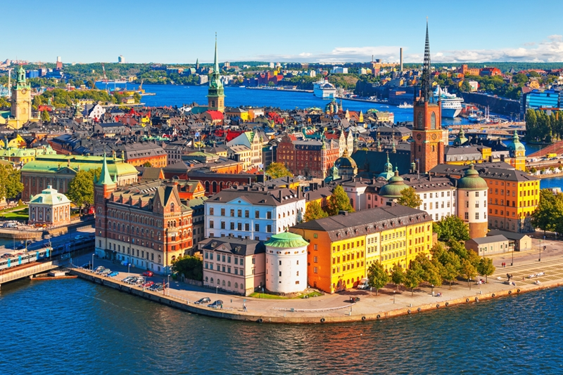 Stockholm is quickly growing as a tech community.