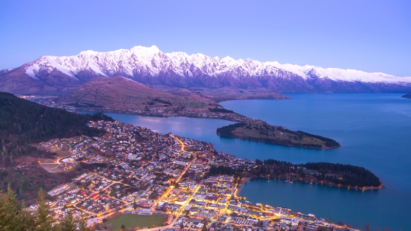 Queenstown is a popular destination for Australians - you can buy a travel SIM from its airport.