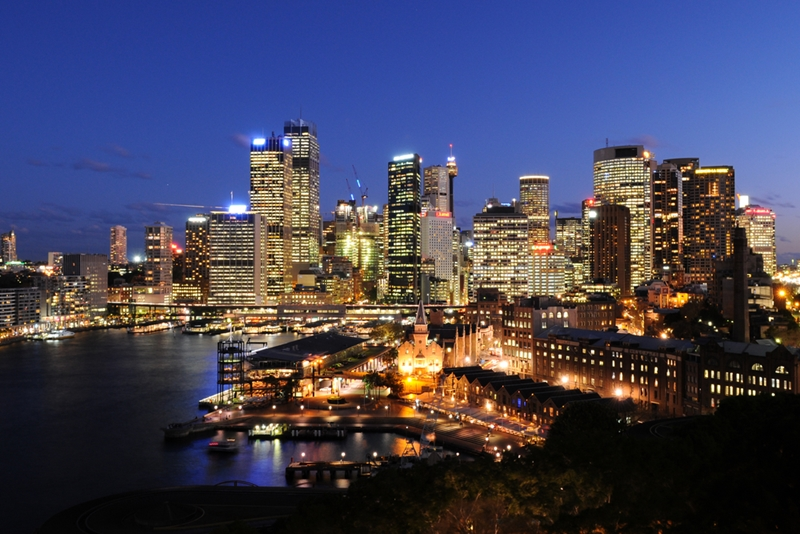 Sydney's CBD might be eclipsed in the future by the city's west.