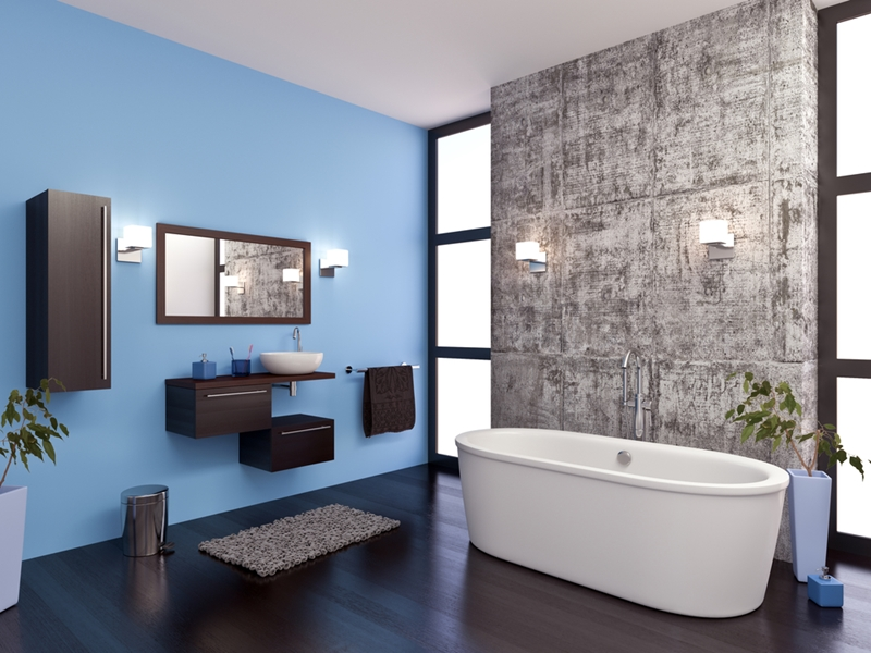 If you are wanting to invest money in a bathroom, make sure you're adding features that buyers want.