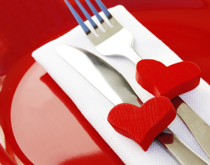Dine with Saint Valentine in Italy.