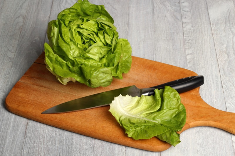 Digital technology has already been used to improve the shelf life of lettuce.