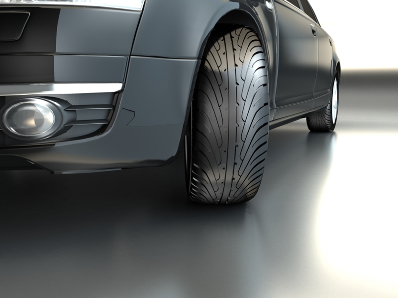 Keeping a close eye on tire tread will help minimise the risk of hydroplaning.