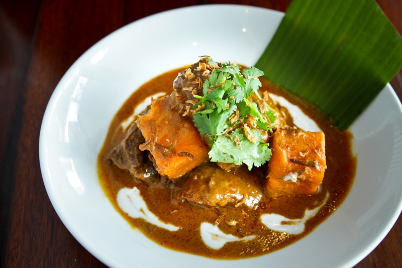 Balinese food is alive with spice and flavour.