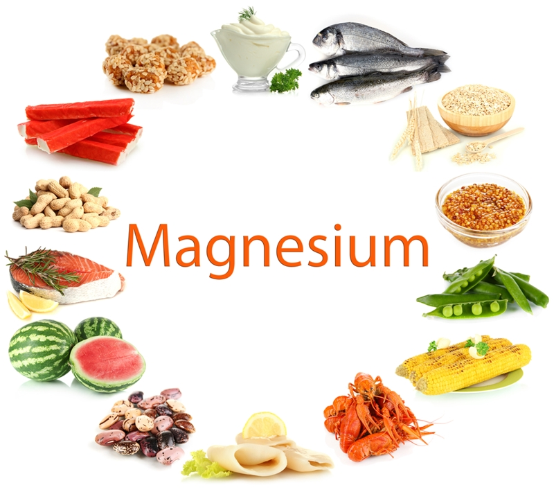 Eat foods that are rich in magnesium to balance your energy levels.