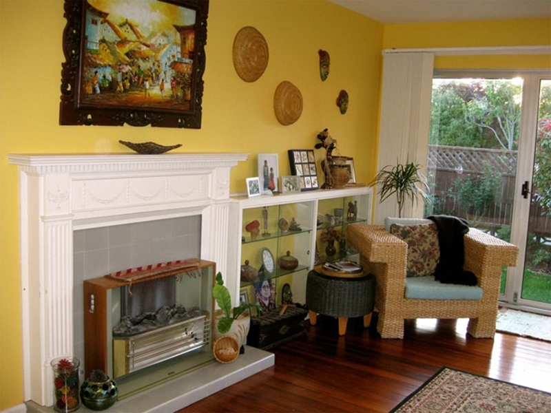 Spring colour personalities are drawn to warm yellow tones and light spaces.