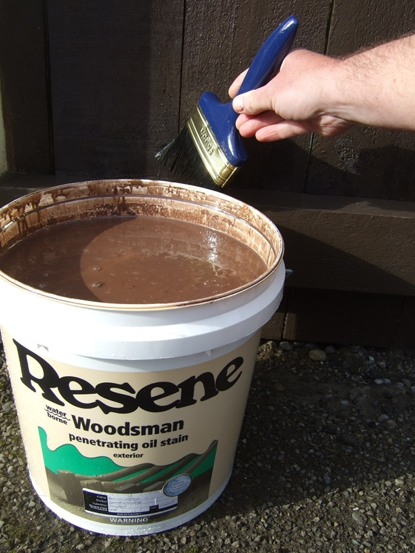 Be sure to give the first coat enough time to dry properly before applying a second.
