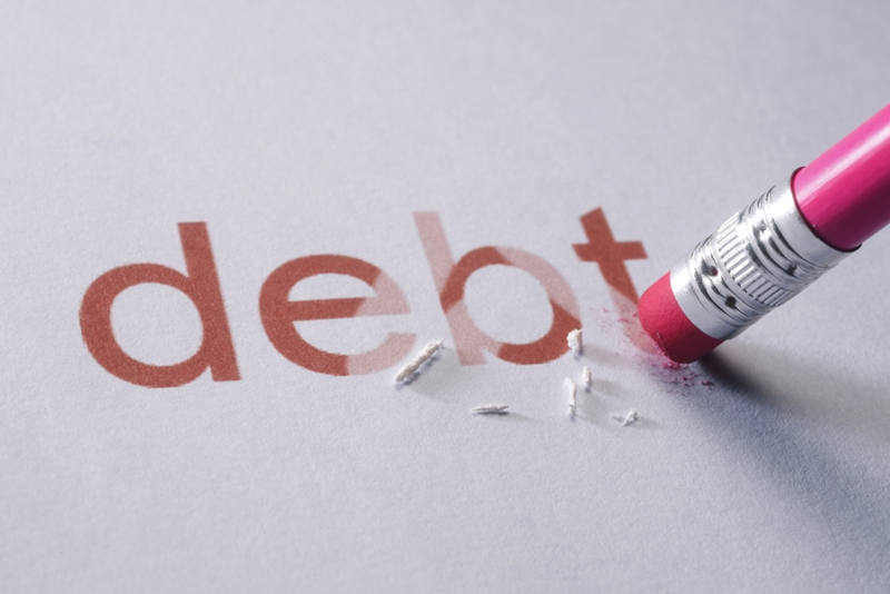 Bad credit card debt won't just disappear off your credit file.