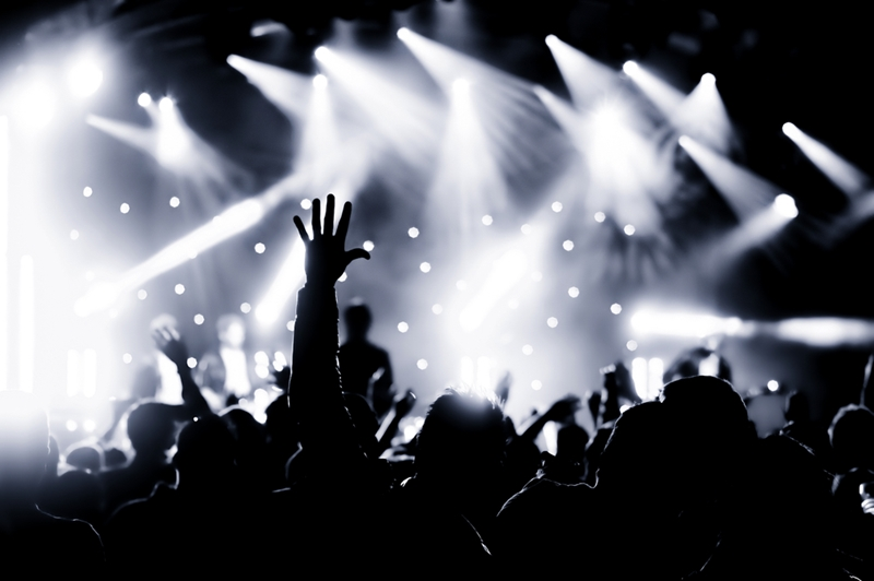 Young people can be exposed to potentially damaging levels of sound at noisy events such concerts.